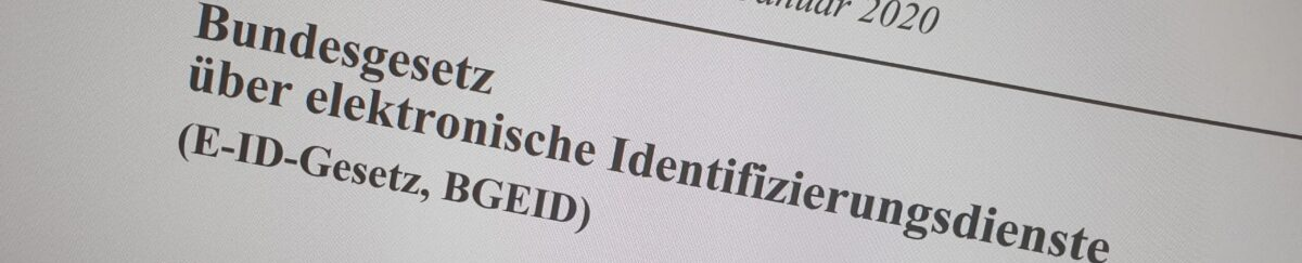 E-ID Blog